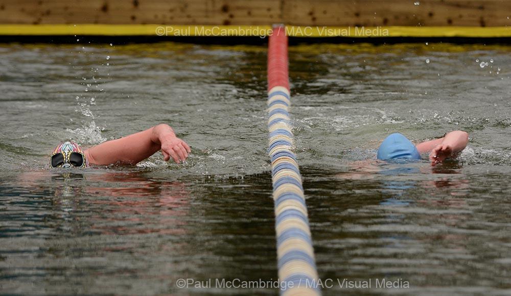©Paul McCambridge / MAC Visual Media 2015 Ice mile held in Armagh